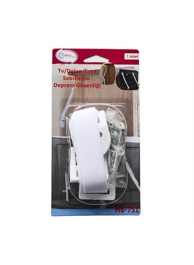 Miny Baby MB-751 Eşya Sabitleyici Deprem Güvenliği Beyaz